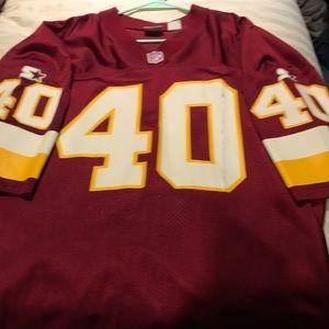 Washington Redskins Authentic jersey Starter